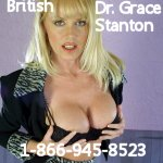 Phonesex with DrGrace 866-945-8523