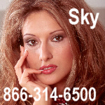 Phonesex with Sky - 866-314-6500