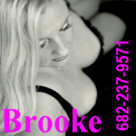 Phonesex with your flirty blonde girl Brooke 682-237-9571